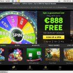 888 Casino Sporopay