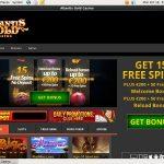 Atlantisgold Bonus Codes