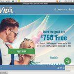Casino La Vida Free Bonus Code