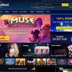 Casinomaxi Welcome Bonuses
