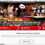 Dreamjackpot Free Spins Bonus