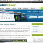 IHoldem Indicator Mobil
