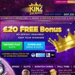 Join Kingjackpot Free