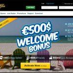 Paradise Win Casino Bonus Code