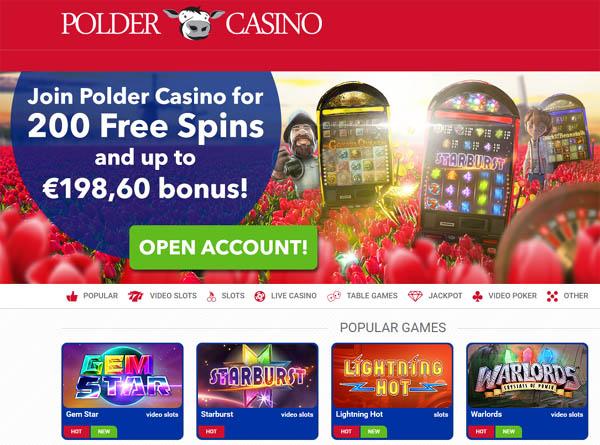 Polder Casino Wirecard