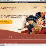 Queen Vegas Slot