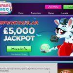 Safari Bingo Mobilcasino