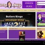 Butlers Bingo Vip Offer