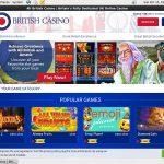 All British Casino Bonus Promo