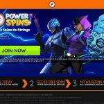 Bet Power Spins