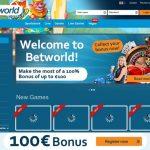 Betworld Bet Limits