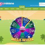 Bingo Minions Bonus Slots