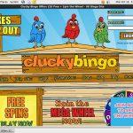 Cluckybingo Maximum Bet