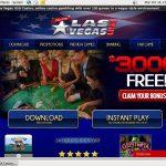 Code Bonus Las Vegas USA Casino