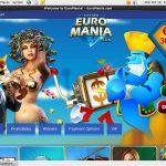 Euromania Casino Review