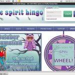 Free Spirit Bingo With Paypal