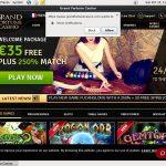 Grand Fortune Casino Pегистрация