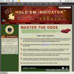 Holdem Indicator E Transfer