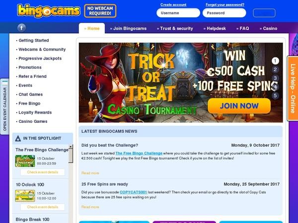 Lysande Bingo.com
