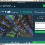 Makemoneyrobot Deposit Page
