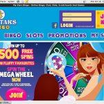 My Stars Bingo Mobile Betting