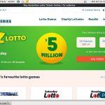 Ozlotteries Signup Bonus Offer