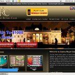 Royal Casino Club First Deposit Bonus