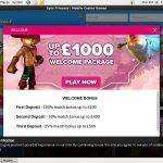 Spin Princess Besten Casino Bonus