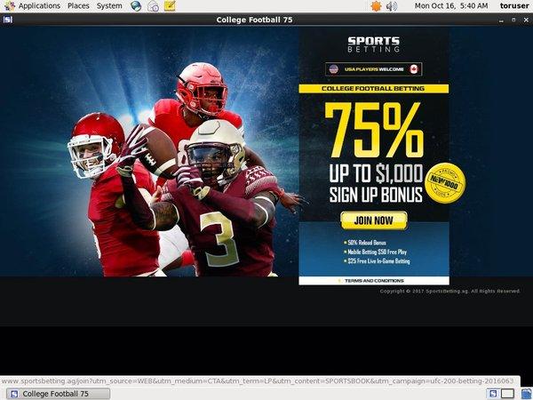 Sports Betting Bonus Promotions