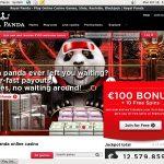New Royal Panda Promotions