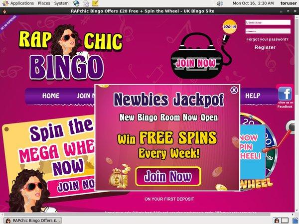 Rapchicbingo Casino Sites