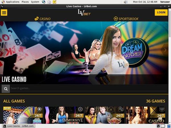 LV Bet Spiele