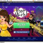 Vegas World Registration