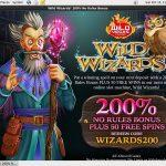 Wild Vegas Deposit Limit