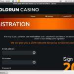 Goldruncasino Bonus Codes