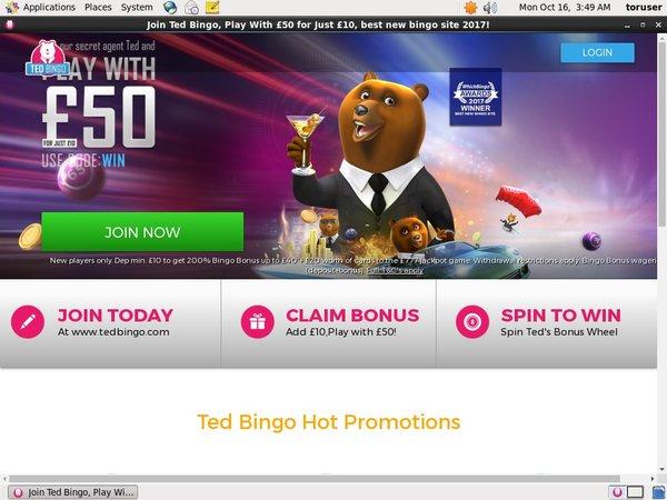 Ted Bingo De