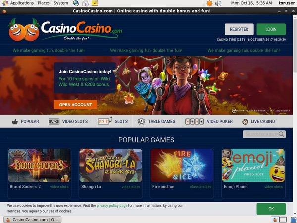 Casino Casino Uk Site