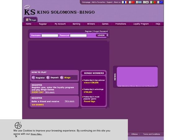 Ksbingo Play Online Casino